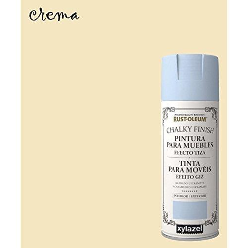 Kreide-Spray Effekt Farbe Rust-Oleum Chalk Xylazel - 803 Creme