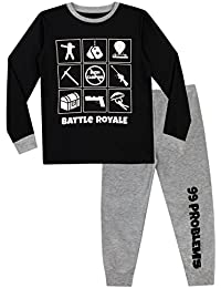 Battle Royale Boys Gaming Pyjamas