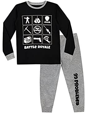 Battle Royale Pijama para Niños Fortnite