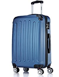 2045 Maleta rígida L XL de m en 12 colores, azul, medium