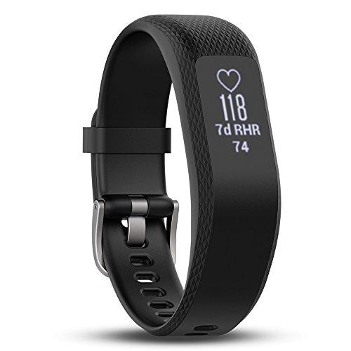 Fitness-tracker vivosmart 3 Schwarz S/M, black, S - M (122-189 mm), 010-01755-00