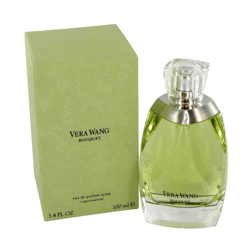 Vera Wang Bouquet by Vera Wang For Women. Eau De Parfum Spray 3.4-Ounces by Vera Wang