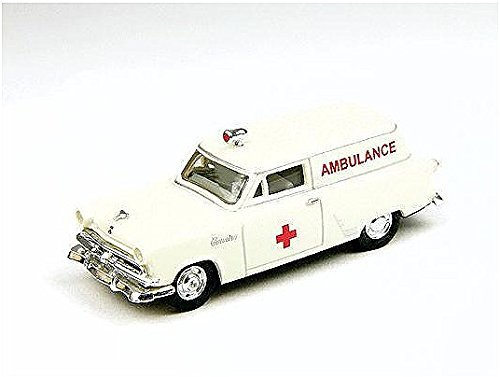HO 1953 Ford Courier Sedan Delivery, Ambulance by Classic Metal Works