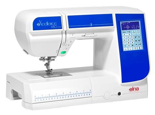 Machine à coudre 680 eXcellence ELNA