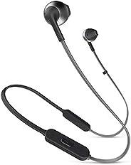 JBL T205Bt Wireless In-Ear Headphones - Black