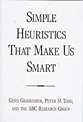 [(Simple Heuristics That Make Us Smart)] [By (author) Gerd Gigerenzer ] published on (October, 1999)