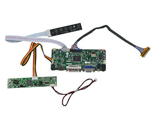 njytouch m. NT68676.2A HDMI DVI VGA Audio LCD Controller Board für t215hvn01.0m215htn01.1m215hw02V0M215HW03V11920× 1080LCD-Bildschirm Vga Lcd-controller