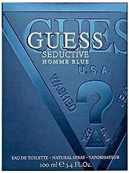 GUESS Seductive Blue Edt For Men, 100 ml