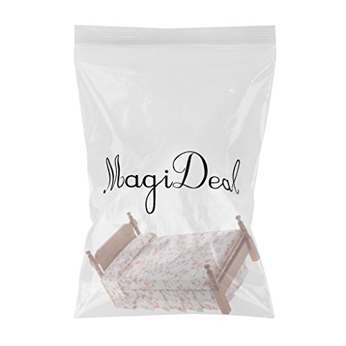 MagiDeal Casa Bambole Miniature Kit Di Arredamento Mobili Divano Disegni Stile Accessori Giocattoli Per Bambina - #5