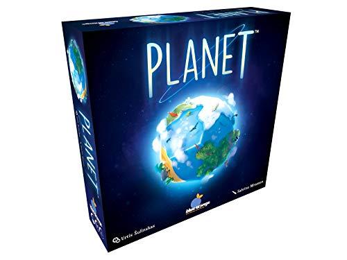 Blue Orange Planet Board Game, Multicolour