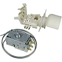 Thermostat K59-L2076 Ranco 800mm Kapilarrohr 3x6,3mm AMP Kühlthermostat für Kühl