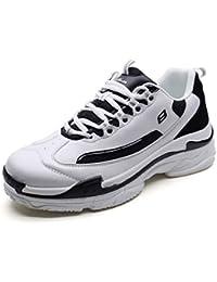 HDWY Scarpe Uomo Sneakers   S Sport Casual Shoes Papà Scarpe Uomo Scarpe  Giovani Di Spessore 58aacb06673