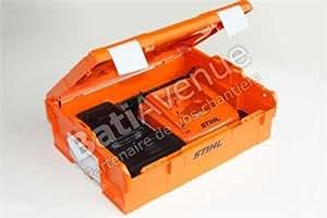 Stihl - Malette De Transport Pour 2 Batteries Et 1 Chargeur -akku-box