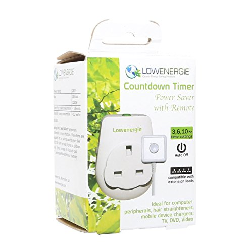 Energy-saving-countdown-timer-switch-socket-with-remote-wire-rundown-auto-power-off-3610hr-conserve-electricity