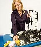 Biomex Miracle Kitchen & Bathroom Multi Surface Cleaner & Sponge, 300g