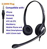 Headset Handy Binaural mit Noise Cancelling