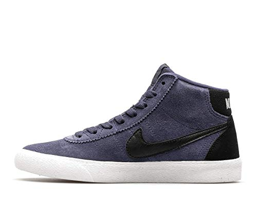 Bruin Sb (Nike Damen WMNS Sb Bruin Hi Fitnessschuhe Mehrfarbig (Thunder Blue/Black 400) 40 EU)