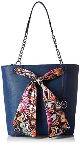 Diana Korr Women\'s Handbag (Blue) (DK26HBLU)