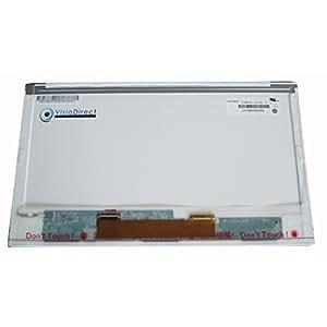 """Dalle Ecran 15.6"""" WXGA LED 1366x768 pour ordinateur portable HP COMPAQ 610 615 Version droite - Visiodirect -"""
