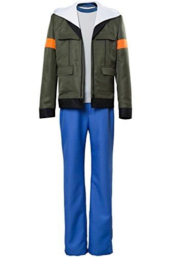 Kostüm Voltron - Karnestore Voltron: Legendary Defender of The Universe Lance Charles McClain Outfit Cosplay Kostüm Herren XS