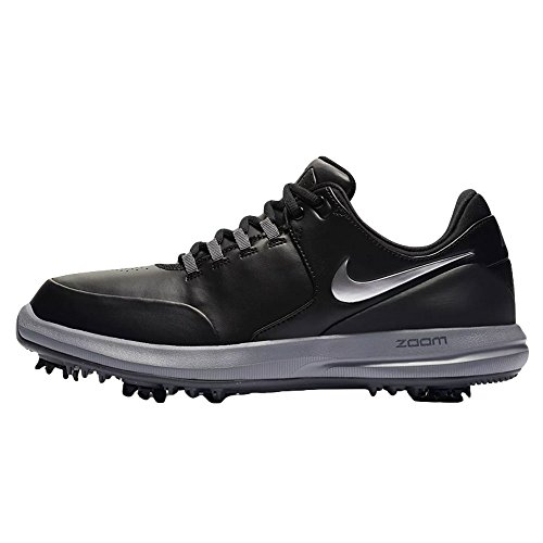 Nike Herren Air Zoom Accurate Golfschuhe, Schwarz (Negro 003), 45 EU - Air Zoom Basketball