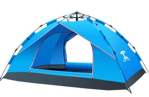 3-4 persone zaino tenda da campeggio famiglia tenda da campeggio automatica tenda da campeggio spazio ampio spiaggia escursioni zaino alpinismo pesca attività all'aperto