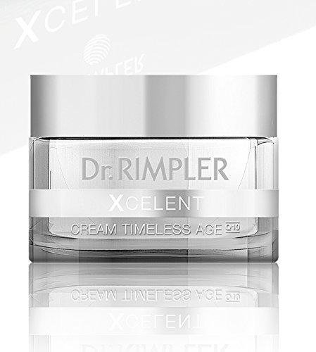 Dr. Rimpler - Xcelent Cream Timeless Age Q10 - Reichhaltige, hochkonzentrierte Anti-Age-Pflege, 1er Pack (1 x 50 ml)