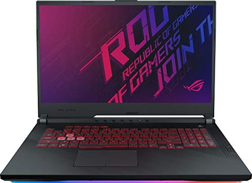 ASUSTEK - GAMING NOTEBOOK G731GU Nero 17.3IN I7-9750H