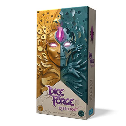 Asmodee - Dice Forge Rebellion (LIBDIFO02ES)