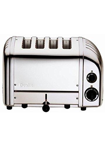 Dualit Toaster 4 Slot Classic-Vario AWS - Edelstahl poliert 40378  - *** BRITISCHER IMPORT ***
