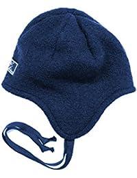 Mütze Jack - außen Walk Schurwolle (kbT) - innen Baumwolle - von Pickapooh