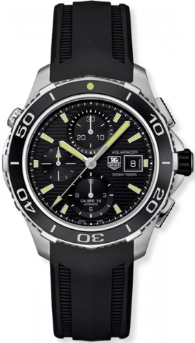 TAG Heuer Aquaracer Calibre 16 500M Mens Watch CAK2111.FT8019