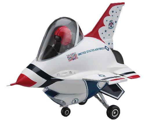 Hasegawa TH14 - Avión - huevo F-16 Fighting Falcon Thunderbirds [Importado de Alemania]