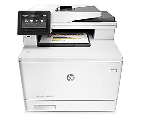 HP Color LaserJet MFP M477fdw Imprimante multifonction