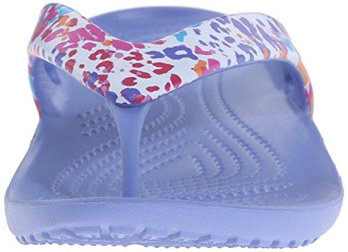 Kadeeiiflrlflpw lapis Violett Blau Damen Sandalen Crocs 5XO7vwx