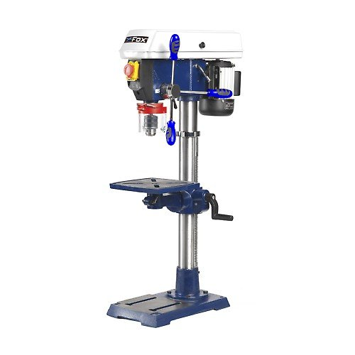 The Dart F12-941 16mm Drill Press is designed with a 240V motor that is capable of sustaining the needed speeds. The motor is of a high quality, there will be no need for constant repairs or incurring extra costs. The solid construction assures you of stable performance as you drill through different kinds of material.