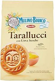 Mulino Bianco Biscotti Frollini Tarallucci, Colazione Ricca di Gusto, 800g