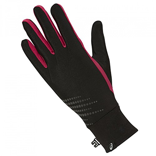Asics Basic Performance Gloves Cosmo Pink M (Handschuhe Running Asics)