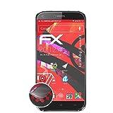 atFolix Schutzfolie passend für UMiDigi Diamond X Folie, entspiegelnde & Flexible FX Bildschirmschutzfolie (3X)