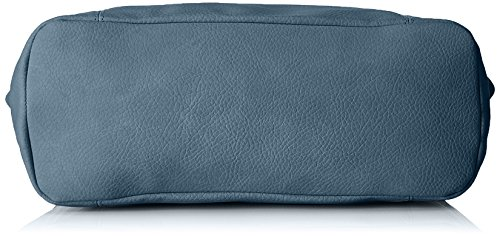 GERRY WEBER Damen Talk Different Ii Shopper Lhz, 45 x 29 x 14 cm Blau (400)