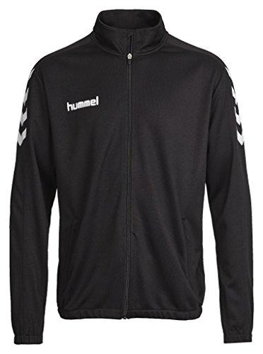 Core Poly Jacket Zip, Black, 164 ()