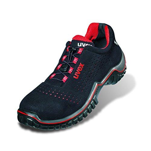 chaussure-de-sritvex-motion-style-s1p-noir-rouge-esd-antistatic-41