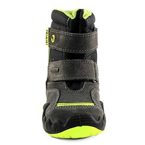 Primigi Snow-E, Chaussures Marche Bébé Garçon Gris