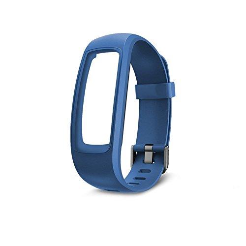 OMNiXTM ID107 Plus HR Strap (Blue)