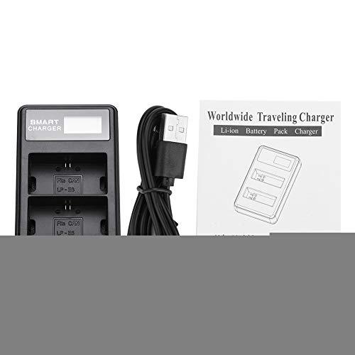 Batteria DMW-BCK7 BCK7E per Panasonic LUMIX DMC-FH2 FH4 FH5 FH6 FH7 FH8 FH24 FH25 FH27 FP5 FP7 FS16 FS18 FS22 FS27 FS28 FS35 FS37 FS40 FS41 FS45 FS50 FT20 Caricatore