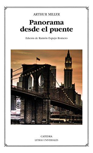 Panorama desde el puente (Letras Universales nº 456) por Arthur Miller