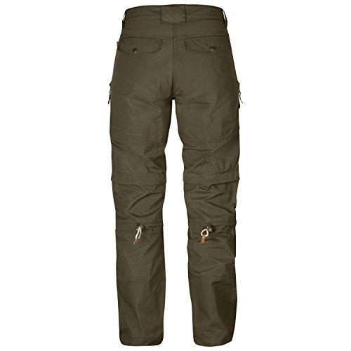 Fjällräven Damen Gaiter No. 1W pantaloni lunghi sabbia