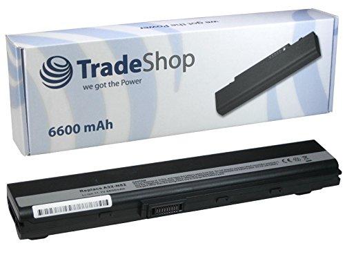 Notebook AKKU 6600mAh für ASUS K42jv-xn1 K42jc-a1 k42K K42F-A1 K52 K-52 K52D K52DE K52DR K52F K52J K52JB K52JC K52JE K52JK K52JR K52N K52DE K52Dr K52DR-A1 K52DR-X1 K52JC-EX089V ()