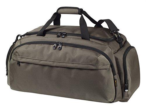 HALFAR® HF9789 Sport / Travel Bag Mission Freizeittaschen Sport- & Reisetaschen Tasche, Farbe:Taupe Taupe