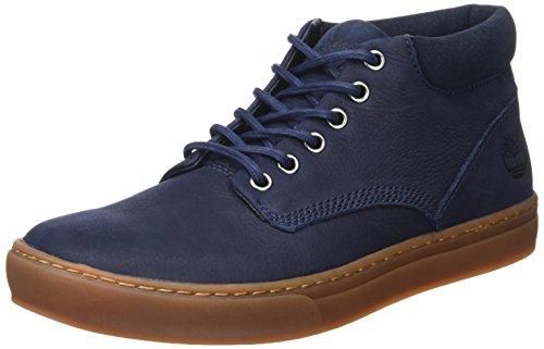 Timberland Herren Adventure 2.0 Cupsole Chkblack Chukka Boots, Blau  (Black Iris Flamenco), 40 EU (Herren Timberland Schuhe Tan)